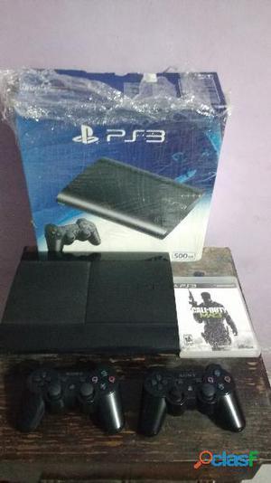 PS3 super slim 500gb 0