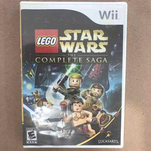 Lego Star Wars, The Complete Saga Para Wii 023272330637 0