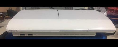 Ps3 White Ps3 Super Slim Blanco Play 3 Barato P3 Usado En
