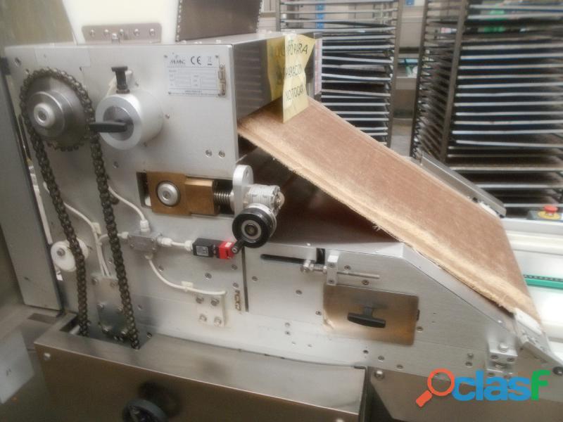 Maquina para elaboración de galletas 0