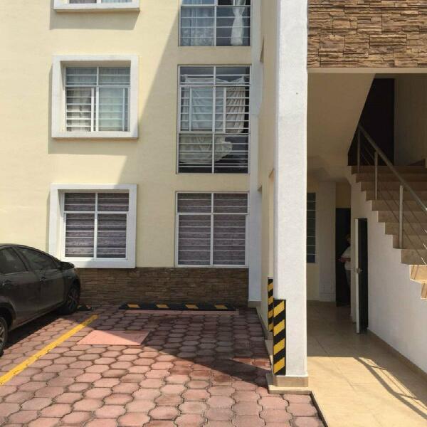 Departamento en renta en Villa de Cortes 0