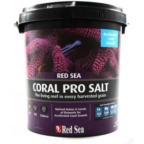 Sal Red Sea Coral Pro 55gal 200litros 0
