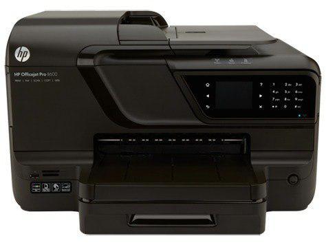 Impresora Hp Officejet Pro 8600 Sin Cabezal 0