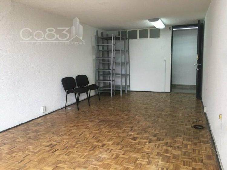 Renta - Oficina - Insurgentes Sur - 25 m - $8,500 0