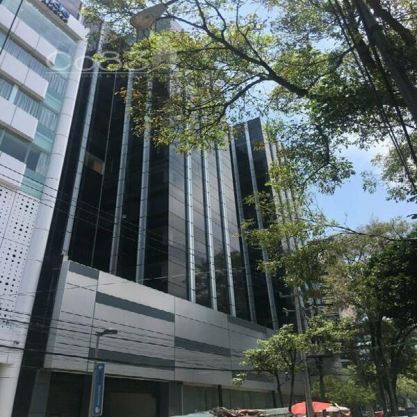Renta - Oficina - Insurgentes Sur - 280m2 - $89,709 0