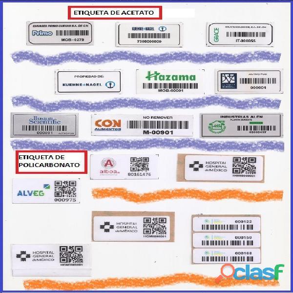 Avalúos y Control de Activos Fijos (ACAF). 2