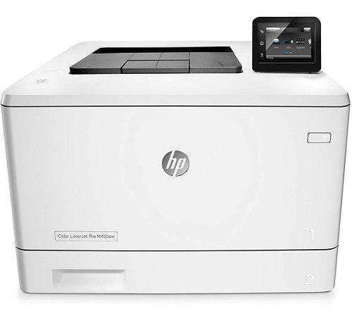 Impresora Láserjet Hp Pro M452dw A Color 0