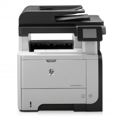Impresora Multifunción Hp Laserjet Pro M521dn - 40 Ppm, 0
