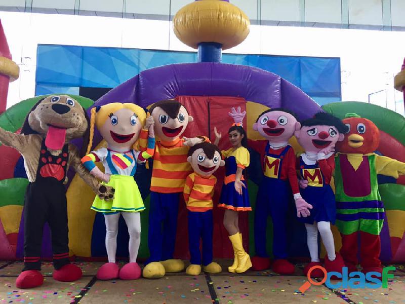 Show infantil de bely y beto en cdmx 1