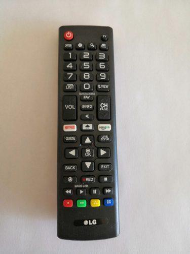 Control Remoto Para Smart Tv Lg Pantalla Lcd Led 0