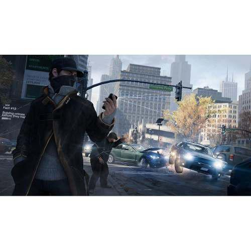 Videojuego Watch Dogs (xbox 360) 0