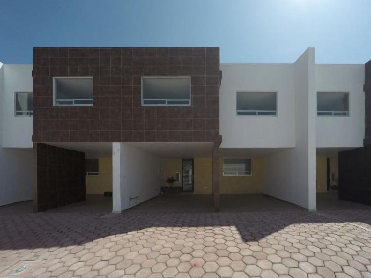 Casa en Venta San Andrés Cholula en Privada Cerrada, Roof 0