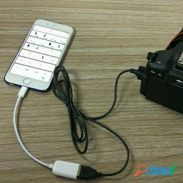 CABLE PARA Pad4, iPad Air, iPad mini.8 PINES lightning A USB HEMBRA 4