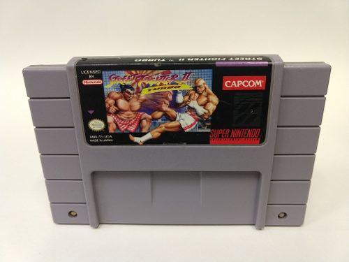 Street Fighter Ii Turbo Snes Juegazo En The Next Level!! 0
