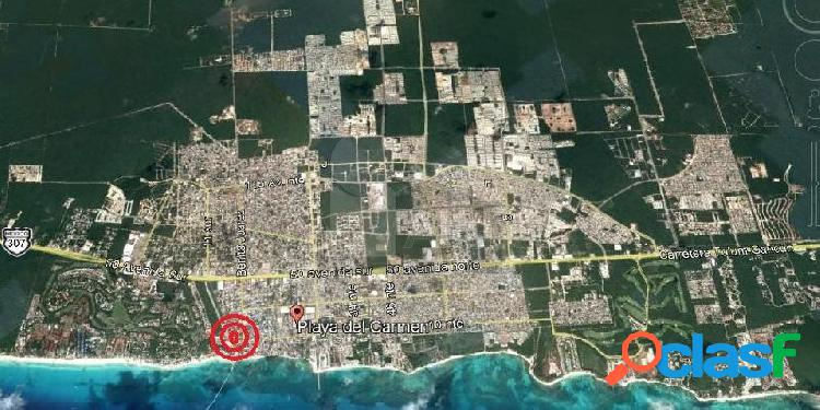 Terreno en Venta en Playa del Carmen 2