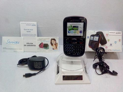 Alcatel One Touch 639 Negro Movistar ---envió Gratis--- 0