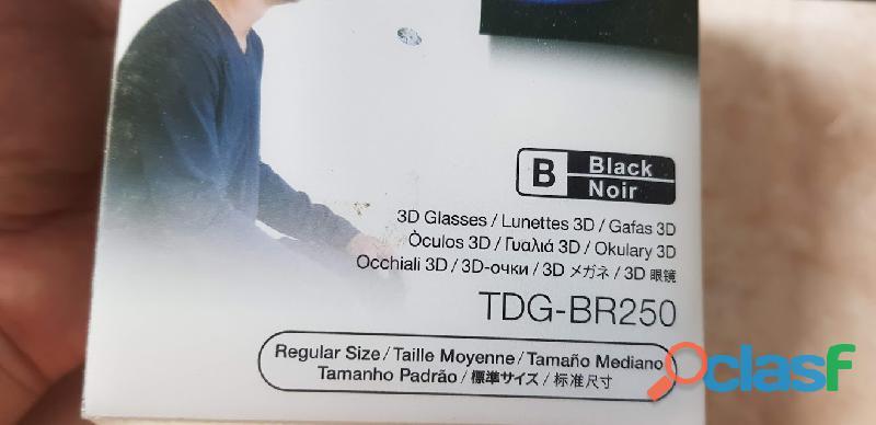 Lentes Sony Tdg br250 Bravia Ex720 Hx750 Hx800 Tv Activos 6