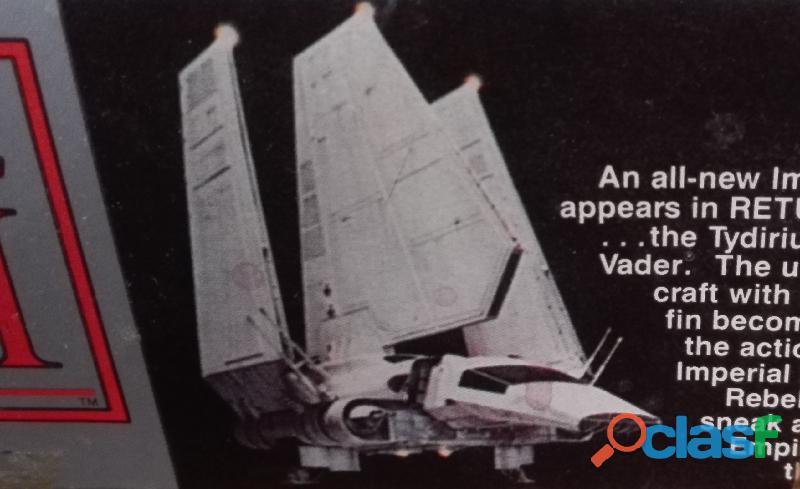 STAR WARS Nave Shuttle Tyridium 1