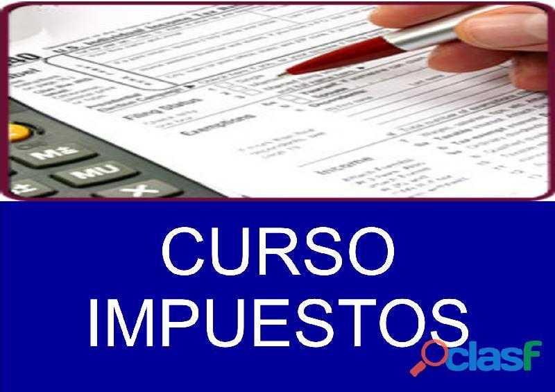 CURSO IMPUESTOS EN MONTERREY 0
