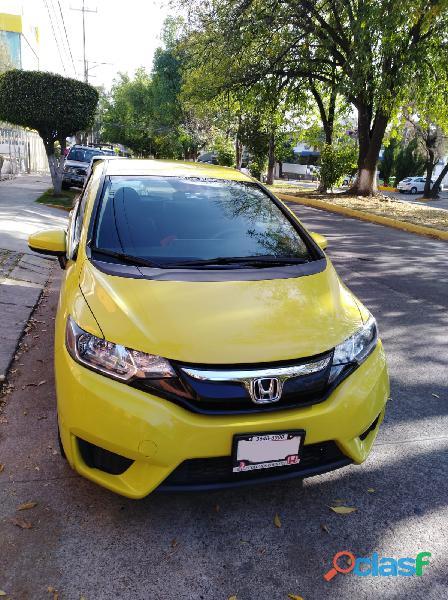 Vendo Honda Fit automatico 2016. 0