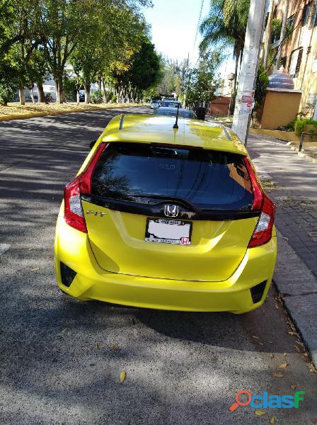 Vendo Honda Fit automatico 2016. 2