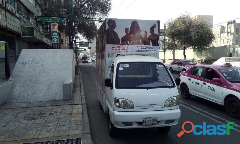 Las mejores Vallas Móviles en Gómez Palacio 5