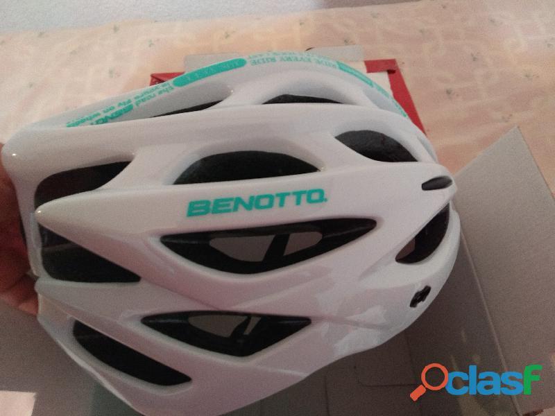 BENOTTO ORIGINAL NUEVO CASCO CICLISTA (BICI) 2