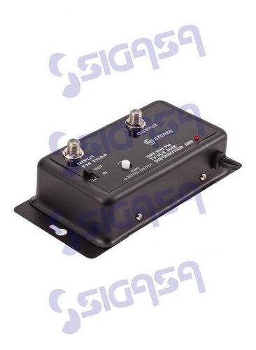 Booster P/antena 35 Db Ganancia Steren Bos-800 0