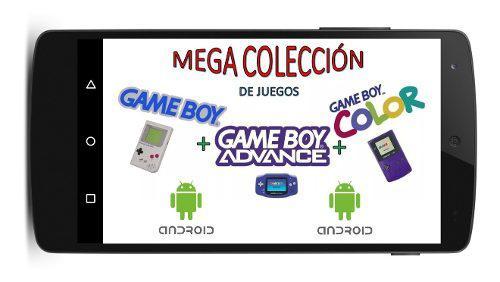Juegos Game Boy Advance Gb Gbc Gba Coleccion Pc Android 0