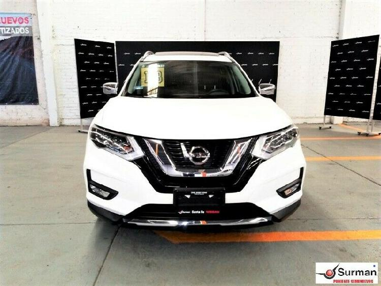 Nissan X-Trail 2.5 Exclusive 2 Row Cvt 0