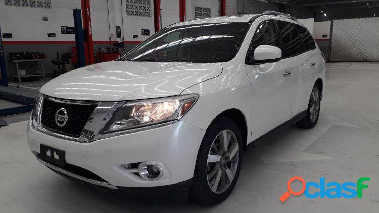 Mexique: Nissan Pathfinder NP EXCLUSIVE CVT 1
