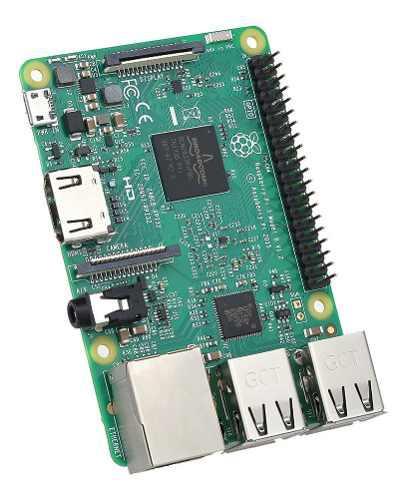 Raspberry Pi 3 Modelo B Computadora De Una Sola Placa Arm 0