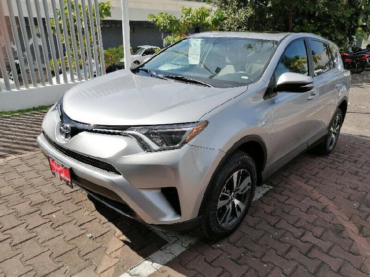 Toyota Rav4 XLE 2018 0