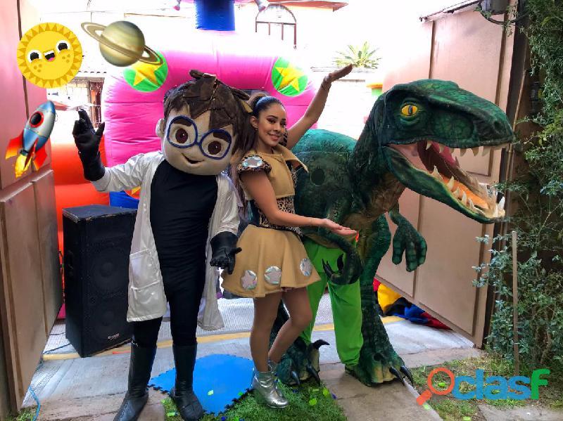 Show de dinosaurios 0