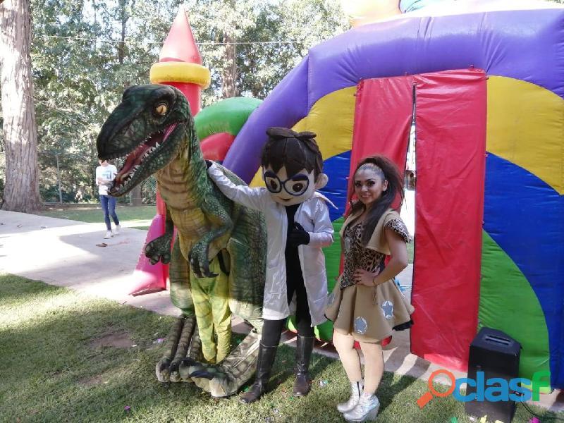 Show de dinosaurios 2