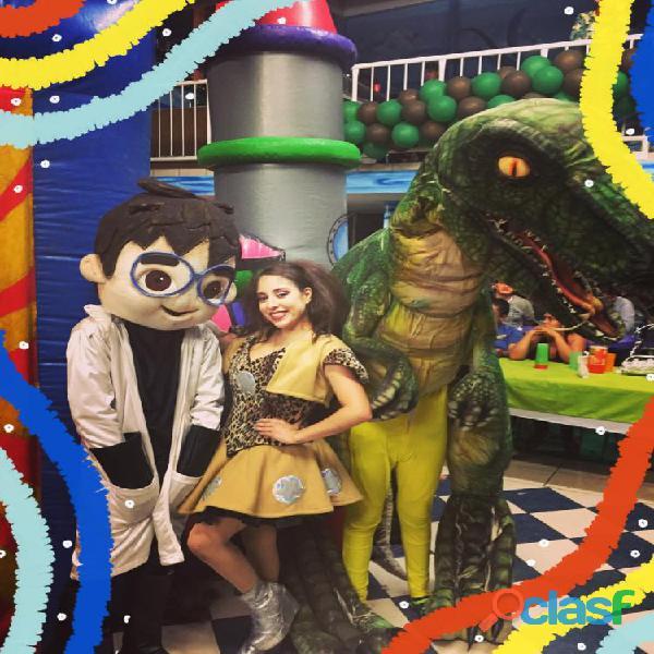 Show de dinosaurios 3