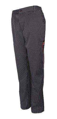 Pantalones Camarero De Uniforme Restaurante Alta Calidad 0