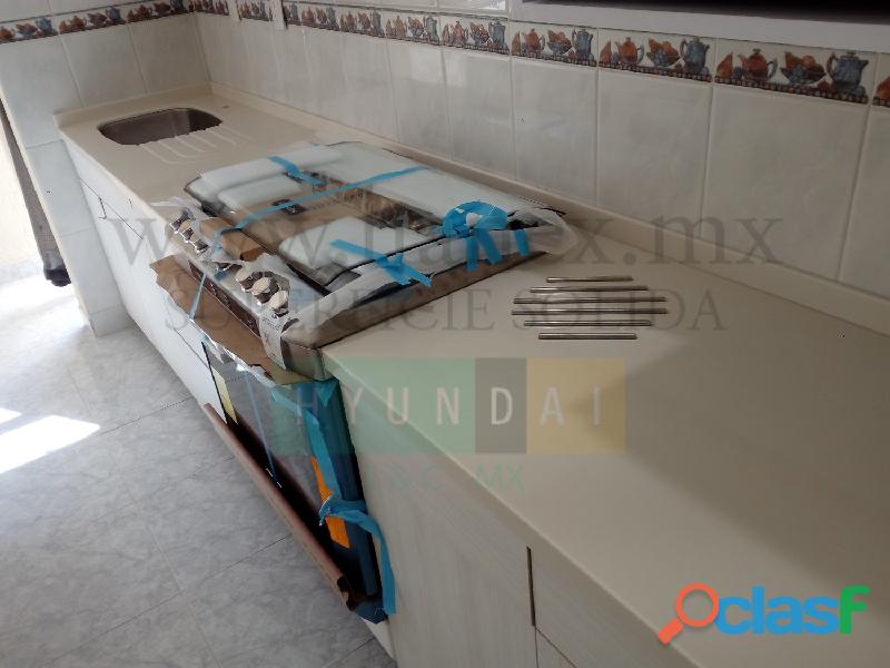 cubierta para cocina y baño 2