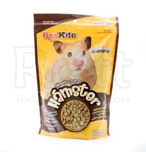Alimento Para Hamster Redkite 450g 0