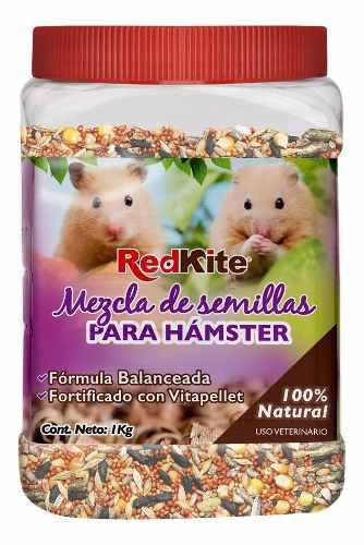 Mezcla De Semillas Para Hamster 1kg 0