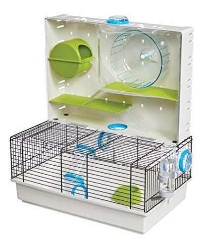Midwest Critterville Arcade Hamster Cage 0