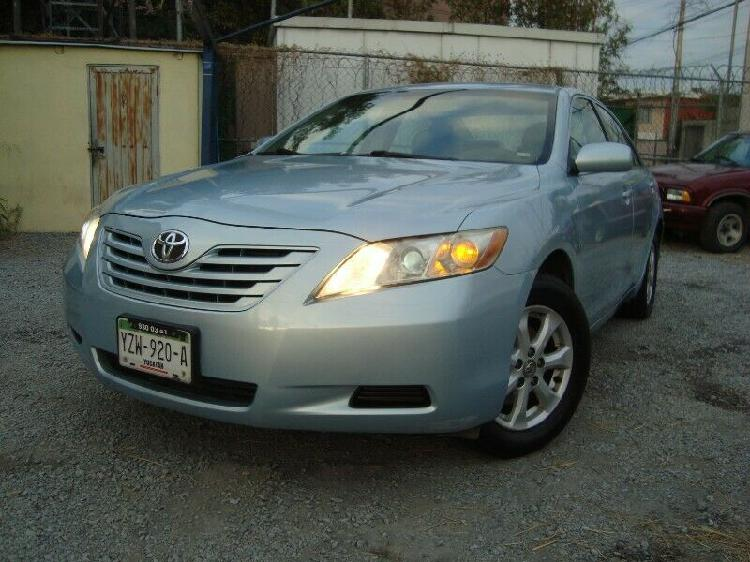 TOYOTA CAMRY 2007 4 CILINDROS 0