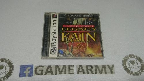 Blood Omen Legacy Of Kain 0