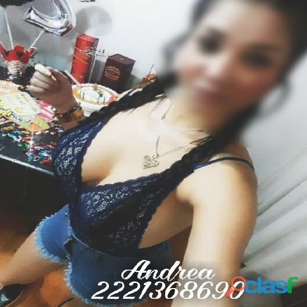 ANDREA, TE ENSEÑARÉ LOS PLACERES DEL BUEN SEXO. 2