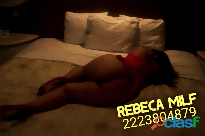 REBECA, LLEVO DÍAS SIN SEXO, ESTOY ANSIOSA DE SEXO, MÁRCAME. 2