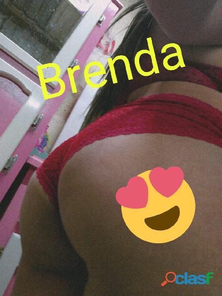 LINDA NENA FRONDOSITA, DE RICOS PECHOS GRANDES, NALGONCITA CACHONDA Y MUY COMPLACIENTE... BRENDA!!! 1
