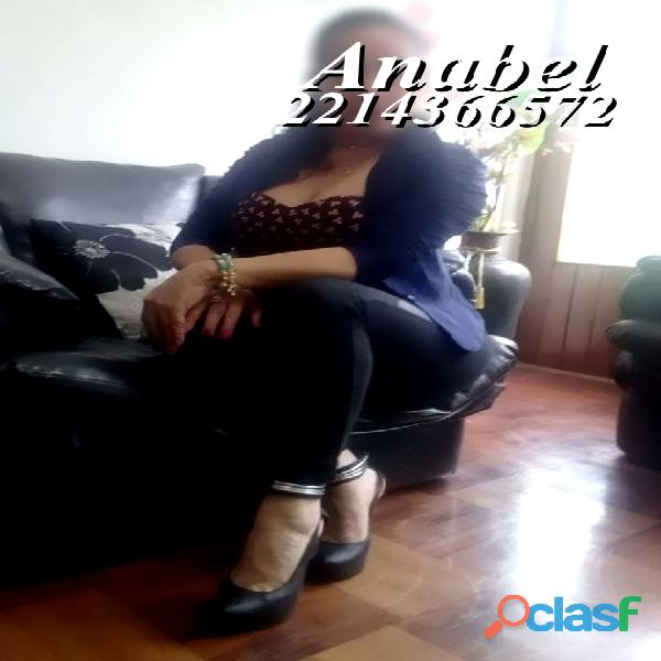 ANABEL, SERÉ LA BRUJITA DE TUS SUEÑOS. 5