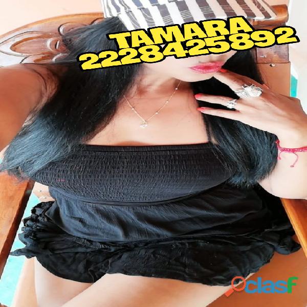 TAMARA, LA MUJER DE TUS SUEÑOS MÁS HÚMEDOS. 0