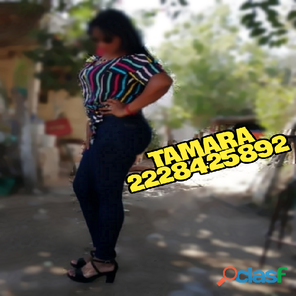 TAMARA, LA MUJER DE TUS SUEÑOS MÁS HÚMEDOS. 1