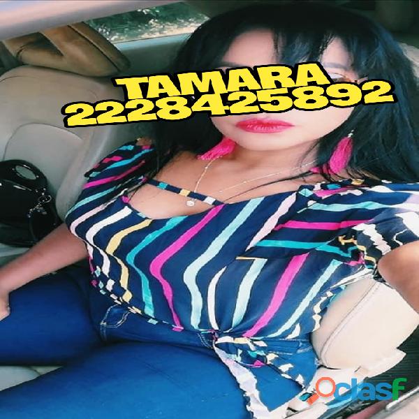 TAMARA, LA MUJER DE TUS SUEÑOS MÁS HÚMEDOS. 2